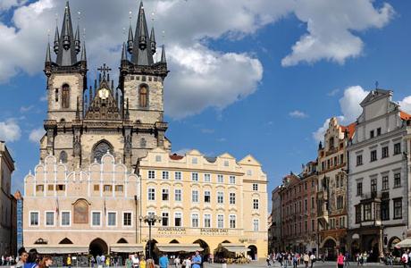 Activités séminaire à Prague