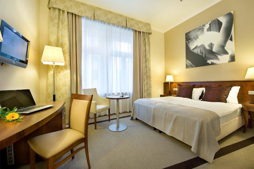 hôtel 4 étoiles séminaire prague