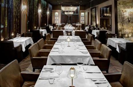 Restaurant et soirée séminaire Prague